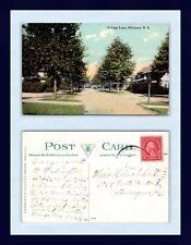 North Carolina Biltmore Village Lane 1925 To Helen Eckert, Catasauqua, Penn