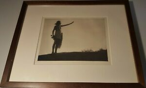 """""""Hymn to the Sun"""" 1924 (photogravure reproduction) by Laura Gilpin (1891 - 1979)"""