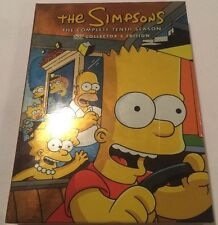SIMPSONS - Complete Tenth Season - 4 DVD Collector's Edition