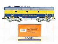 O Gauge 3-Rail Lionel 6-24522 ARR Alaska F3B Diesel Locomotive #1519 w/TMCC