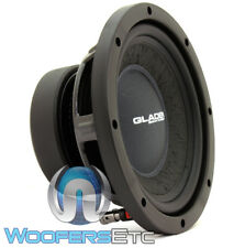 """GLADEN RS08 8"""" SUB 175W RMS 4-OHM RS LINE CAR AUDIO SUBWOOFER BASS SPEAKER NEW"""