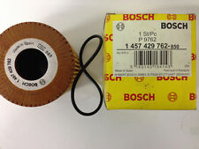 Bosch Ölfilter P9762 vgl. Mann HU819x für div. Volvo S40 C70