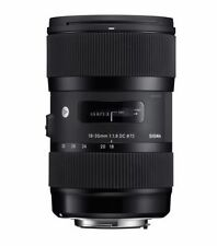 Sigma Art Manual Focus Camera Lenses for Nikon
