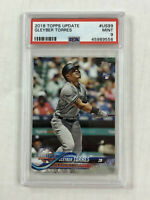 GLEYBER TORRES 2018 Topps Update ASG RC #US99! PSA MINT 9! YANKEES! INVEST NOW!