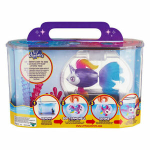 Little Live Pets Lil' Dippers Playset - Unicornsea Tank Clam Shell M1..