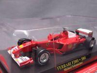 Ferrari Collection F1 F2001 1/43 Scale Box Mini Car Display Diecast vol 22