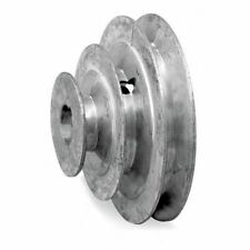 Congress Sca400 3x062kw 58 Or 12 Fixed Bore 3 Groove Stepped V Belt Pulley