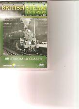 British Steam Railways (No.80) BR Standard Class 5 DVD