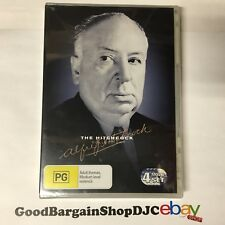 The Hitchcock Collection (DVD, 2007) *New & Sealed*