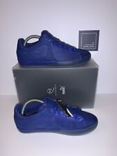 PUMA x ALEXANDER MCQUEEN STEP LO TRAINERS SHOES - BLUE - UK SIZE 8 - NEW