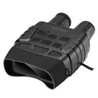 "2.3"" 720P IR Night Vision Binoculars Photos Videos Camera Fliter Cover FOV 10°"
