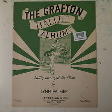 easy piano grafton ballet album ,  arr lynn palmer