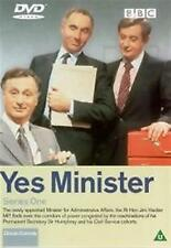 YES MINISTER PAUL EDDINGTON SERIES ONE 1 BBC UK REGIONS 2 & 4 DVD NEW