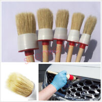 5in1 Portable Car Exterior Wheel Rims Engine Cleaning Brush Bristle Cleaner Tool
