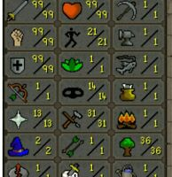***OSRS MAX STAKER ACCOUNT*** READ DESCRIPTION!