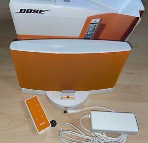 Bose® SoundDock Serie III Digital Music System iPhone iPod in orange