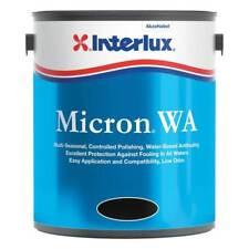 Interlux Micron WA Multi-Season Antifouling Bottom Paint Boat Black Gallon 6103G