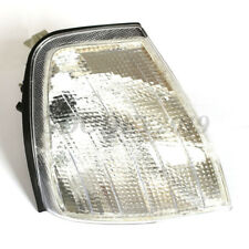 PAIR Corner Light for 1994-2000 MB C-Class W202 Clear Corner Lights Parking Lamp