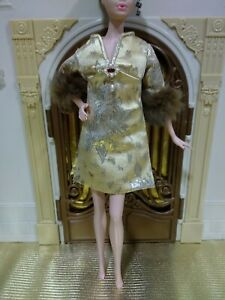 Barbie Silkstone Je me se quois Fashion model collection NODOLL solo outfit ONLY