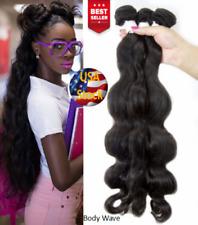 10A Brazilian100% Unprocess Human Virgin Remy Hair Weft Bundle Body Wave100-300g