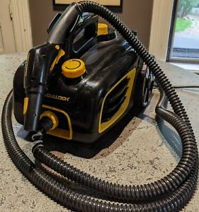 McCulloch Canister Steam Cleaner MC1375 - Damaged but works great