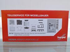 Mirror 1:87 H0 Herpa 082648 MAN TGS M Driver/'s Cab Street Version incl