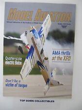 Model Aviation Magazine    October  2009      Extreme Flight Championnships