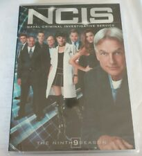 NCIS: The Ninth Season (DVD, 2012, 6-Disc Set) - NEW SEALED - FREE SHIPPING!!