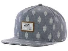 Vans Off The Wall Dunsmore Chambray Mens Snapback Hat Cap 100% Cotton New NWT