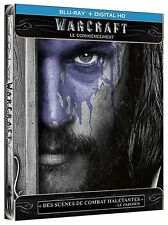 Warcraft - The Beginning Limited Edition Steelbook Edition [Blu-ray]