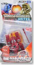 New Takara Tomy Transformers United UN24 Warpath Painted