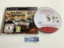 WRC 3 FIA World Rally Championship - Promo - Sony PlayStation PS3 - PAL EUR