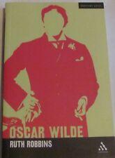 Writers' Lives OSCAR WILDE by Ruth Robbins sc 2011