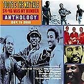 Toots & the Maytals - 54-46 Was My Number (Anthology, 1964-2000, 2001) 2 CD Set.