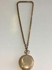 Waltham Full Hunter Antique Pocket Watches with Chronograph