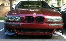 5er BMW E39 530 535 540 M5 Flaps Splitter Ecken Cupwings ABS Plastik 99-03