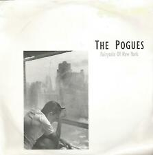 """THE POGUES - Fairytale of New York - 7"""" MINT"""