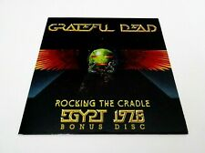 Grateful Dead Rocking The Cradle Egypt 1978 Bonus Disc CD Cairo '78 1-CD 2008