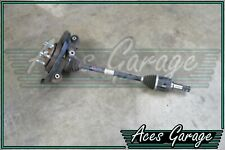 Left Wheel Bearing Hub & Axle - LFW V6 Alloytec 3.0l VF Evoke Genuine Parts Aces