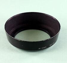 Nikon F Sun Shade or Hood HN-3 - 52 mm screw-in