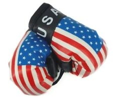 UNITED STATES MINIATURE BOXING GLOVES (PAIR) WORLD CUP 2018 $7.99