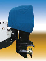 600 DENIER Outboard Boat Engine Motor Cover from 120 HP to 250 HP 4 Stroke BLUE