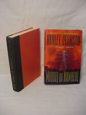 New 1st Edition Middle Of Nowhere Ridley Pearson NYT Best Seller 2000 HC DJ