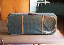 LOUIS VUITTON monogram tennis BAG,1960' with key, in good condition, rare