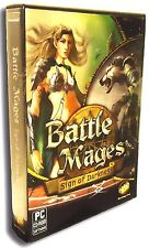 Battle Mages Sign Of Darkness PC Games Windows 10 8 7 XP Computer Games strategy