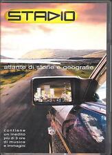 """STADIO - RARO DVD """" ATLANTE DI STORIE E GEOGRAFIE """" VASCO ROSSI"""