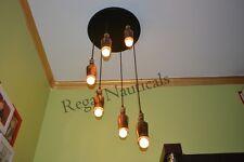 Ceiling Pendant Light Vintage Industrial Edison Bar Restaurant Home Decor Light