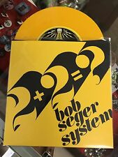 "Bob Seger System 2+2=? Ivory RSD 7"" 45 TMR Third Man Records Limited Edition"