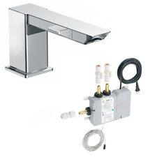 New Moen Chrome Roman Tub Faucet & S4994ioDIGITAL Thermostatic Valve $800+ MSRP