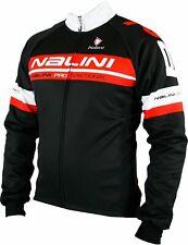 Nalini TENKY Fahrrad Winterjacke schwarz/rot